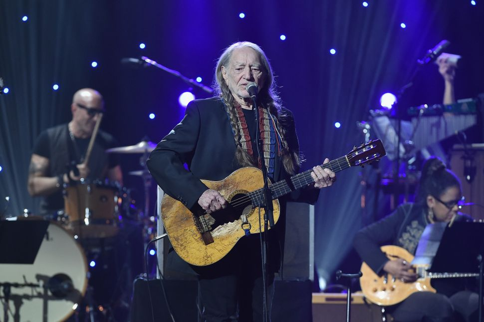 Willie Nelson Taken to Hospital Mid-Concert