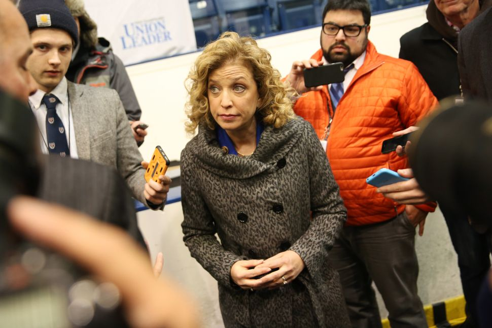 Candidates Are Jumping at the Chance to Unseat Debbie Wasserman Schultz