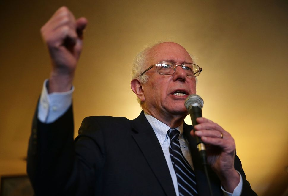 Democrats Feel the Bern, Face Primary Challenges Over Single-Payer Health Care