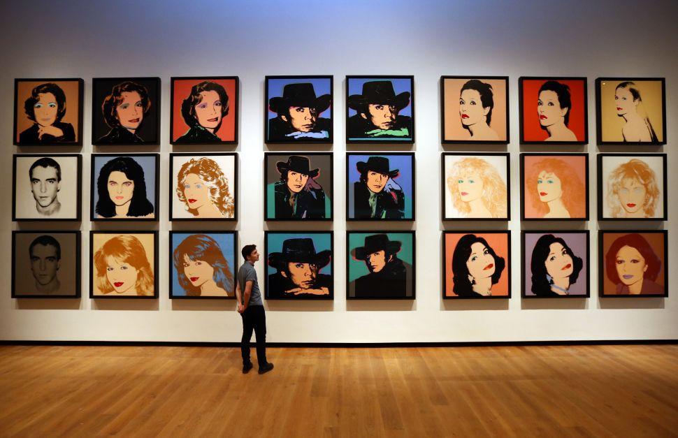 Hot Heist: Over 40 Warhols Stolen in 10 Years