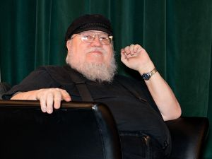 Winds of Winter Release Date Update George R.R. Martin