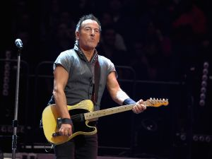 This is how every Springsteen fan looked when they realized they wouldn't get tickets to Bruce on Broadway.