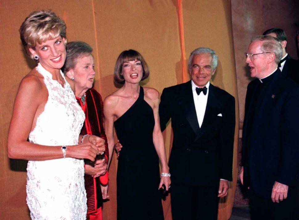 Will Princess Diana Be a Big Fashion Month Influence?