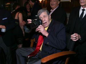 Jerry Lewis Cause of Death