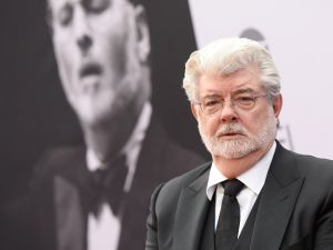 George Lucas bought a historic chateau in France.