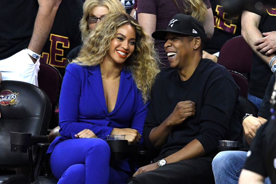 Beyoncé and Jay-Z Set a Record in Bel Air