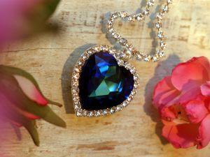 titanic diamond necklace