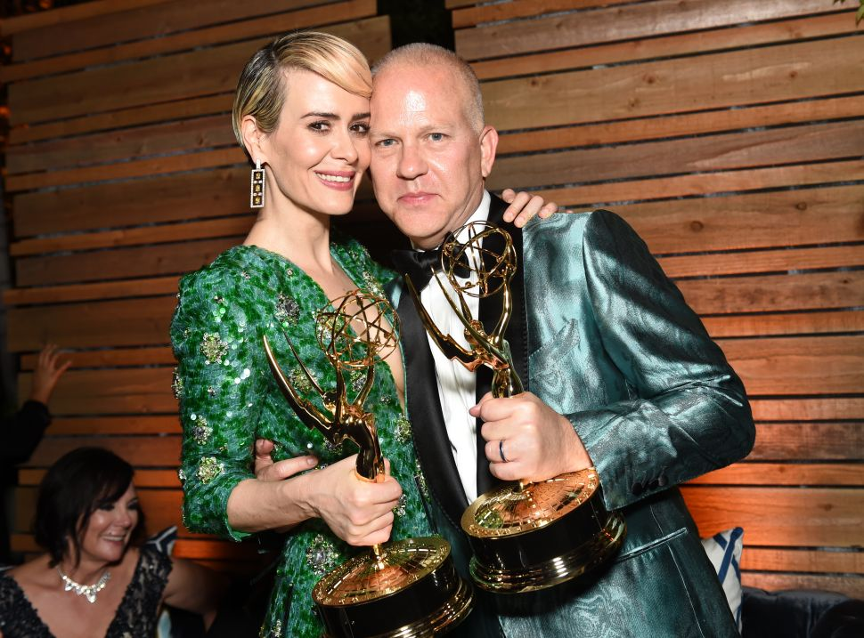 Sarah Paulson Continues to Be Ryan Murphy's Muse as She Signs on to 'ACS: Katrina'