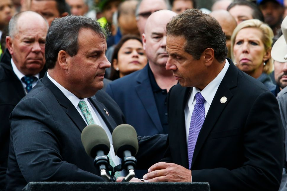 Christie, Cuomo Shake Up Leadership at the Port Authority
