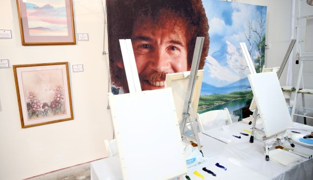 Like Bob Ross, we should always know what the goal we're working toward looks like.