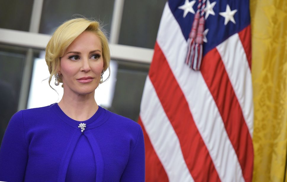 Louise Linton's Ex Once Dropped $200K to Score Her a Film Role