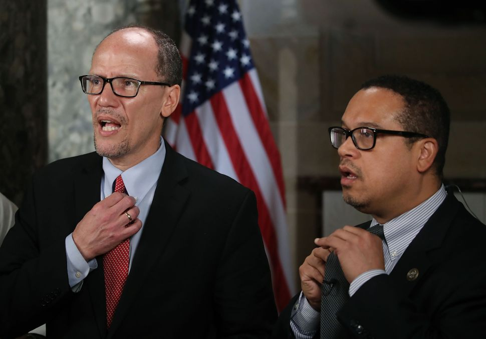 The DNC and Tom Perez Have No Idea What They're Doing