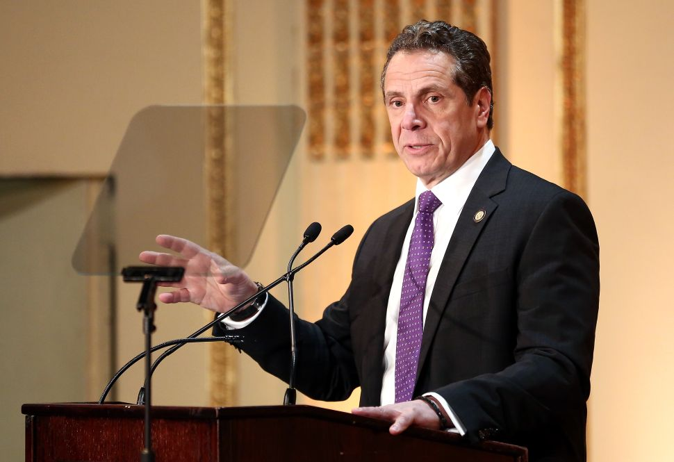 Cuomo to Push for 'Charlottesville Provisions' in State Hate Crimes Law