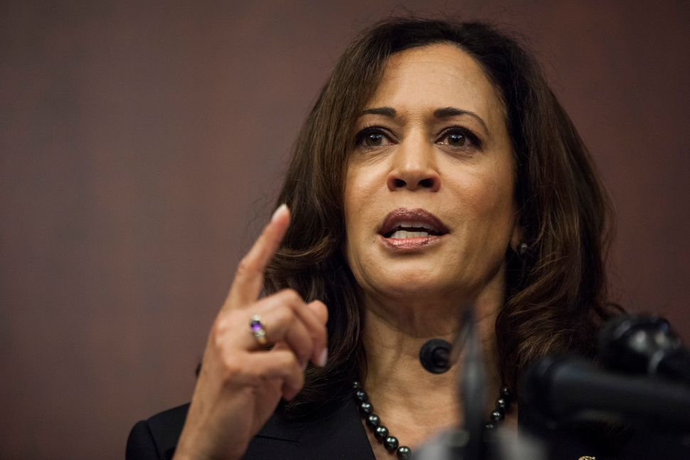Clintonists Tell Leftists to Fall in Line Behind Kamala Harris