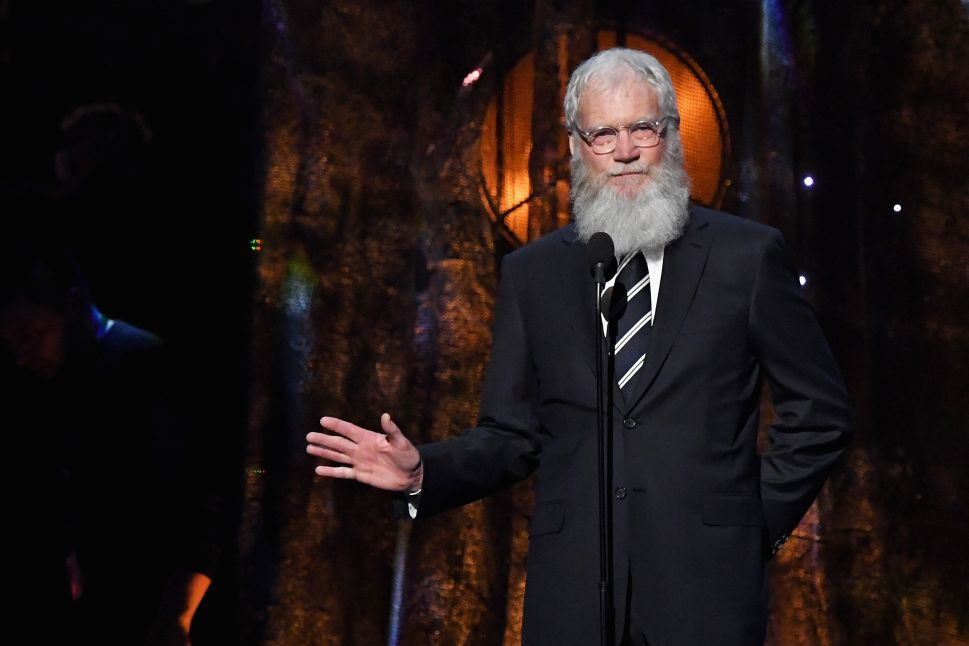 David Letterman Is Making a Lot of Money for His Netflix Return