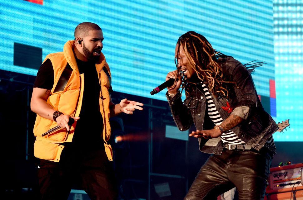 Drake and Future Hit With $25 Million Lawsuit
