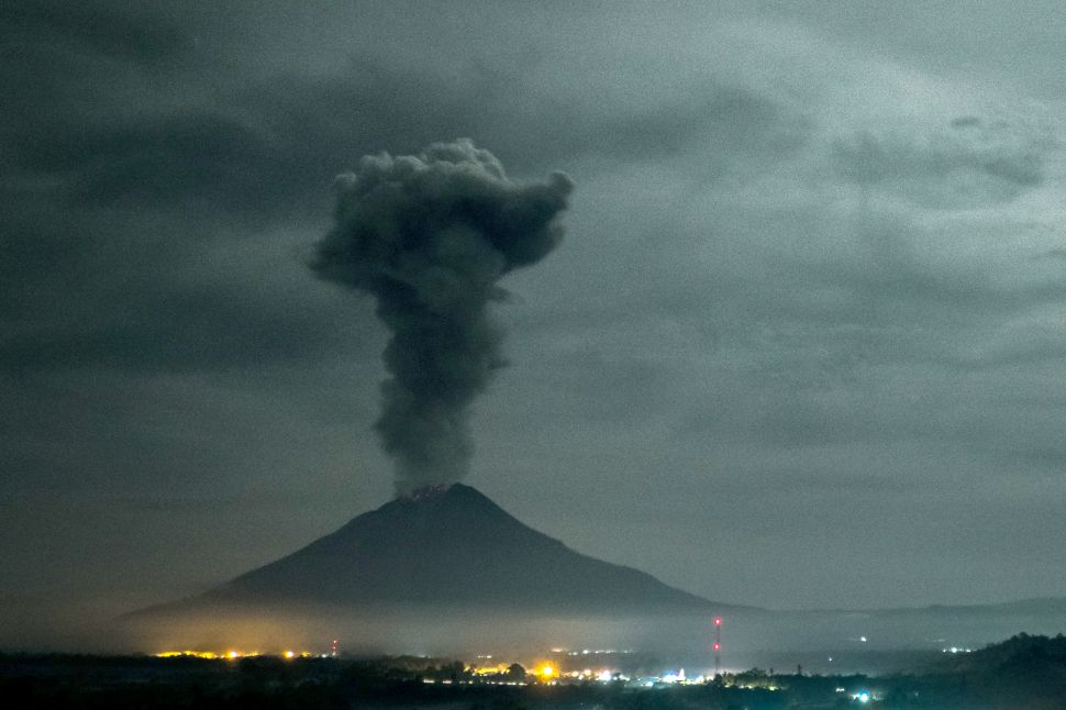 NASA Warns of Deadly Supervolcanoes