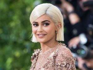 NEW YORK, NY - MAY 01: Kylie Jenner is seen at the 'Rei Kawakubo/Comme des Garcons: Art Of The In-Between' Costume Institute Gala at Metropolitan Museum of Art on May 1, 2017 in New York City.