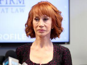 Kathy Griffin Donald Trump Apology