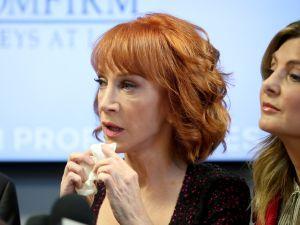 Kathy Griffin Takes Back Trump Apology