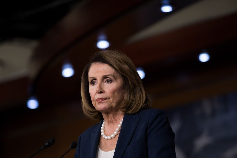 No, Nancy Pelosi Doesn't Secretly Support Single-Payer Health Care