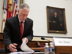 "How will U.S. Defense Secretary James Mattis handle America's ""Forever War'?"