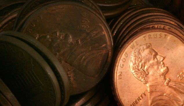 The 16th U.S. president has graced the penny since 1909.