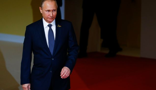 Putin will run again in the March 2018 presidential election, and he is sure to win.