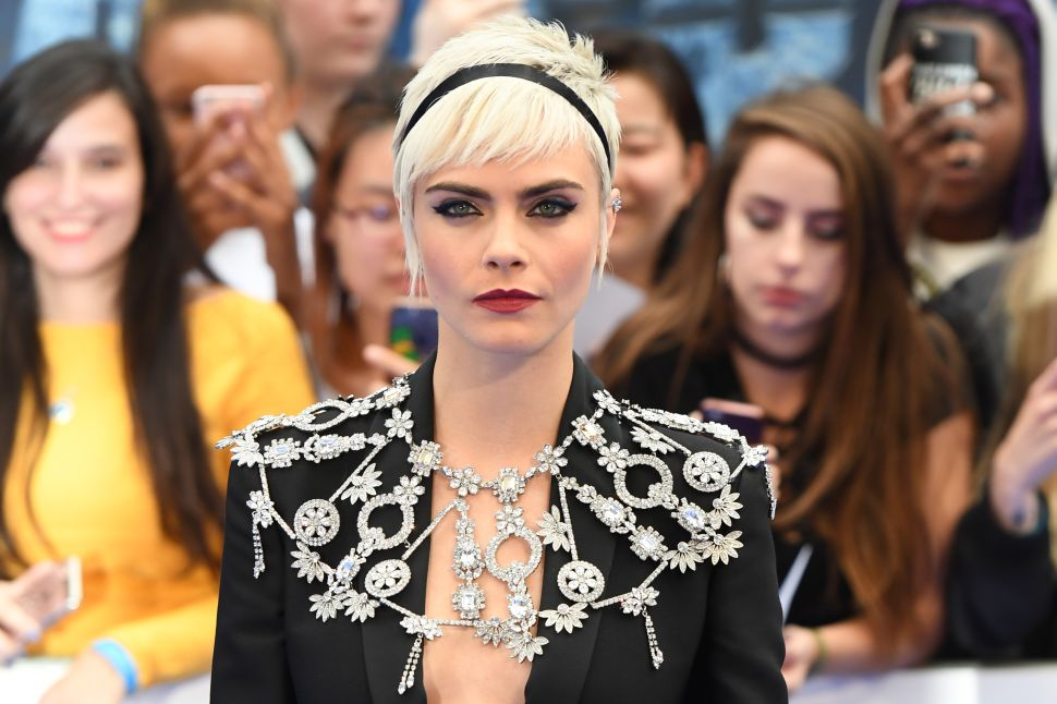 Cara Delevingne Really Wanted Jared Leto's Home