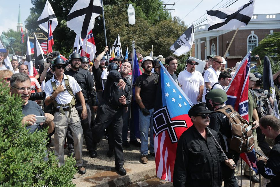 Islamic Extremism and White Nationalism Both Salute Nazism