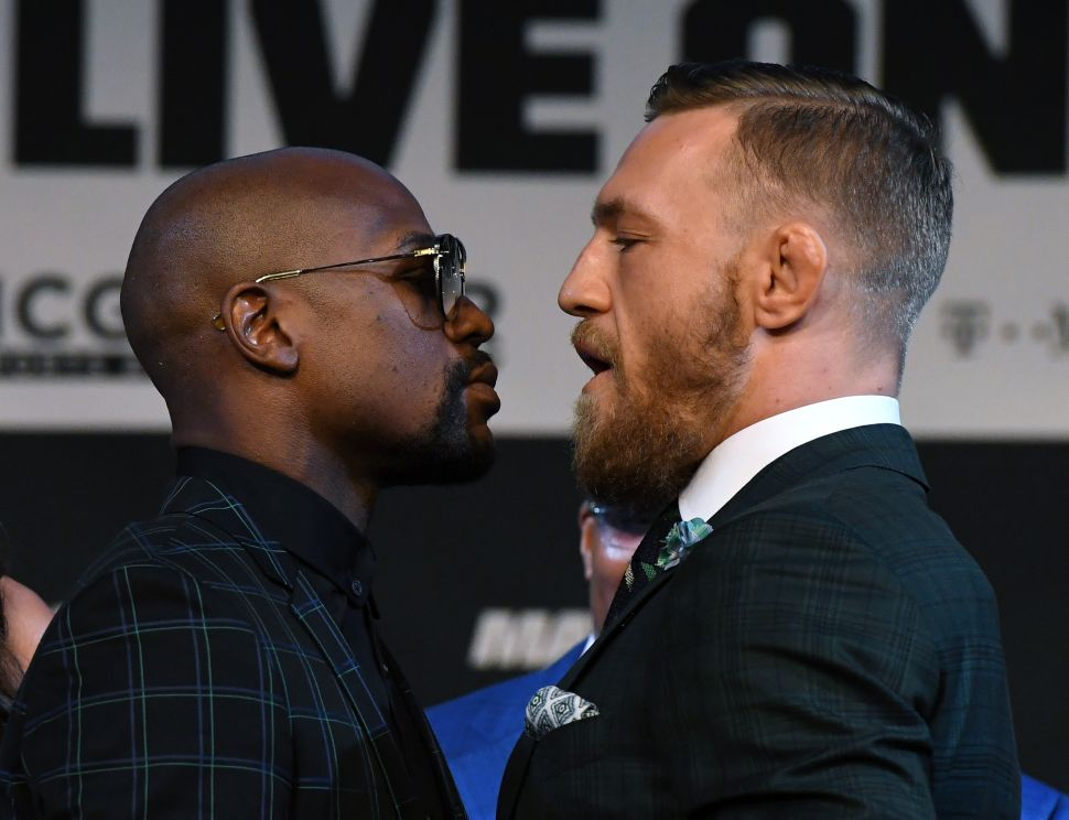 Conor McGregor–Floyd Mayweather Fight Eyeing Record-Breaking PPV Sales