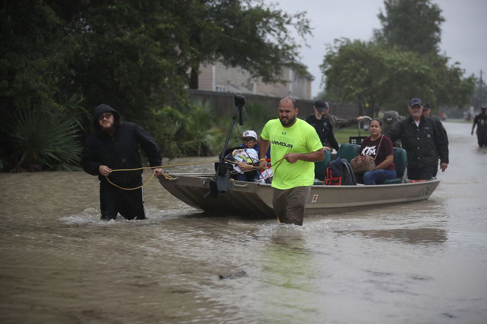 These Companies Are Donating Huge Sums of Money to Hurricane Harvey Relief