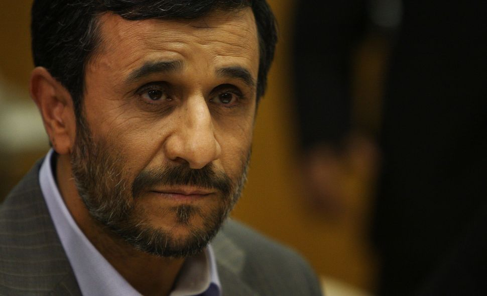 Ahmadinejad Corruption Case Shows Promise for US-Iran Relations