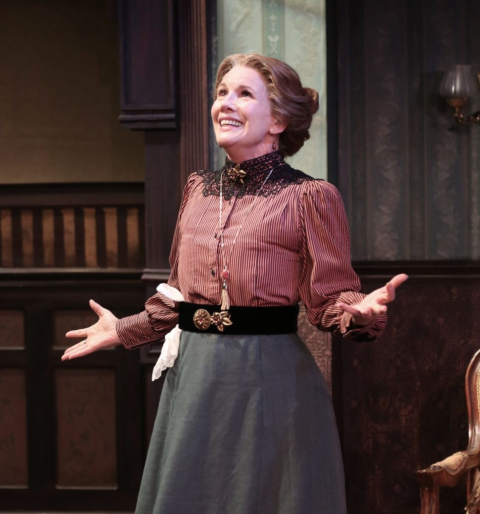 Actress Melissa Gilbert Talks Lack of Romantic Roles for Grandmothers