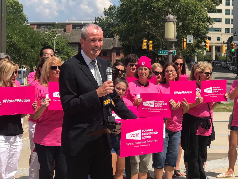 Murphy Promises More Money for Planned Parenthood