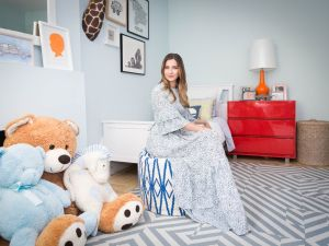 Sylvana Ward Durrett welcomed the Observer into her chic Brooklyn townhouse. Scroll through to see her favorite space.