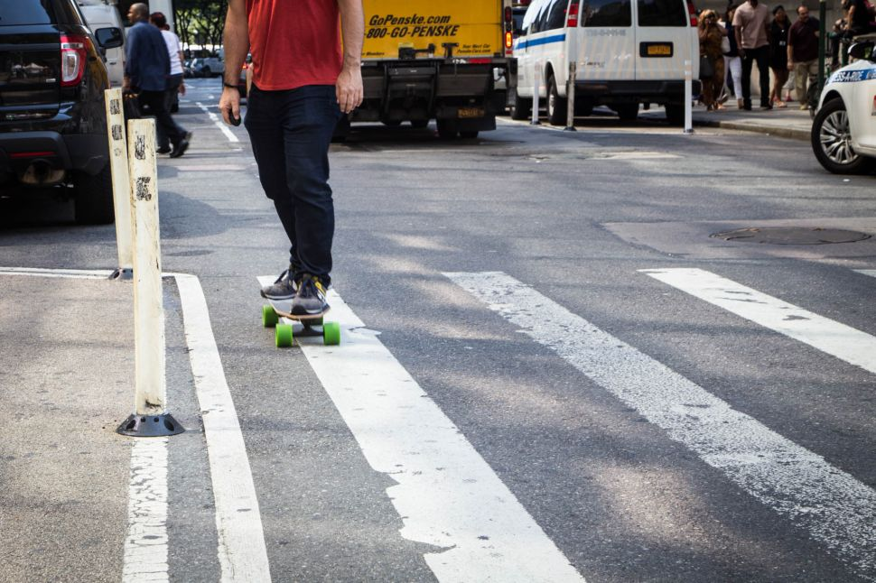 Considering An Electric Skateboard? We Tried Acton's Blink Series in NYC