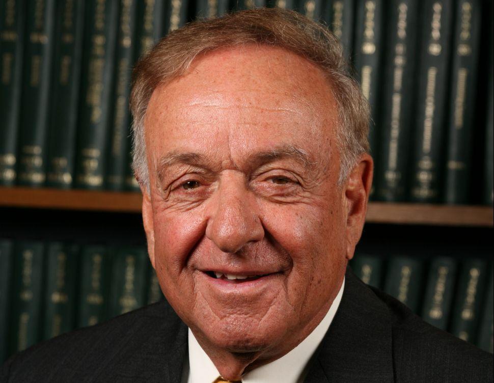 Former NJ Senate President John Russo Dies at 84