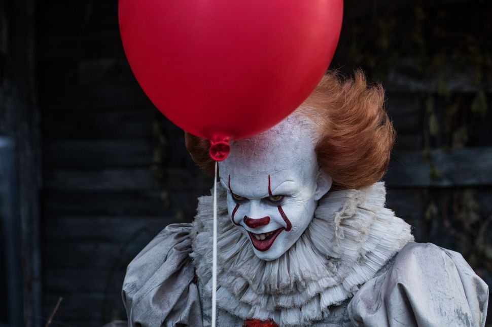 It Looks Like 'It' Is Going to Save 2017's Box Office With Record-Breaking Take