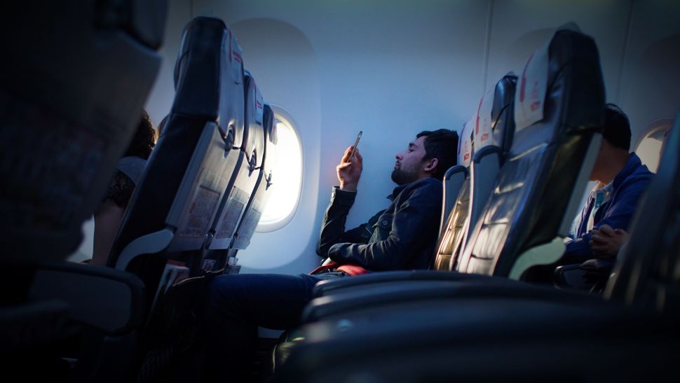 What You Do on an Airplane, According to Your Myers-Briggs Personality Type