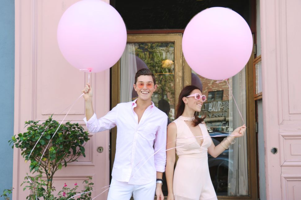 Montauk's Philanthropic Millennial Pink Party Already Has a Waitlist