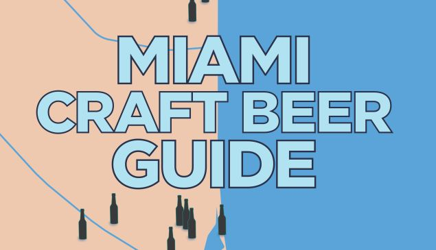 Miami Beer Guide