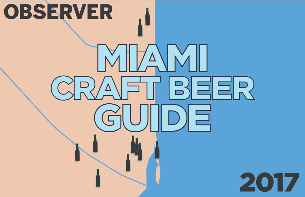 Miami's 10 Best Craft Beer Breweries and Bars