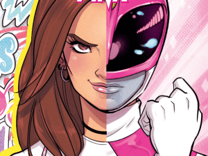 Mighty Morphin Power Rangers Pink.