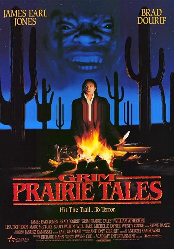 Wayne Coe on His '90s Feminist Western Horror 'Grim Prairie Tales'