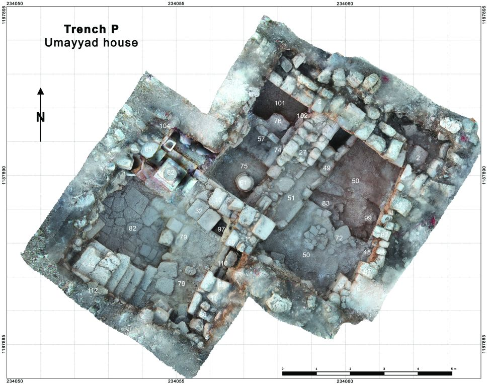 1,200-Year-Old Mosaic Studio Reveals a 'Snapshot' of Ancient Construction Methods