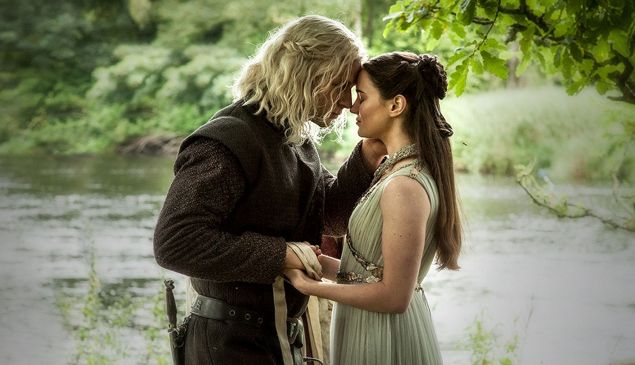 Rhaegar and Lyanna.