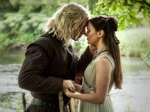 Rhaegar and Lyanna.