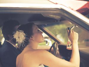 Having clear skin is often high on a bride's list of concerns for her big day.