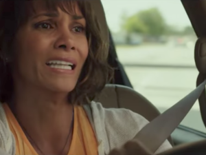 A still from in Kidnap starring Halle Berry as Karla.